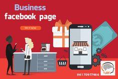 Business Facebook Page  بدك تأسس شغلك عالفيسبوك ! أكيد بدك صفحة ممتازة مع تصميم رائع و تجهيزات متقنة !  إنشاء صفحة فيسبوك للتجارة يسمح لأكثر من ملياري شخص على فيسبوك اكتشاف أعمالك و تجارتك, فكر في صفحتك كواجهة تسوق رقمية  ماذا نفعل؟ * نقوم بتأسيس الصفحة بشكل دقيق مع تفعيل ظهورها في البحث بأوسع نطاق  * استلام الصفحة مع رسم خطة تسويقية مبتكرة اعتمادا على خبرتنا الواسعة (حسب الطلب)  * تصميم لوجو مع كرت التعريف الشخصي Business Facebook Page, Whatsapp Marketing, Youtube Subscribers, Twitter Followers, Facebook Sign Up, Social Media Marketing, Web Design, Design Web, Site Design
