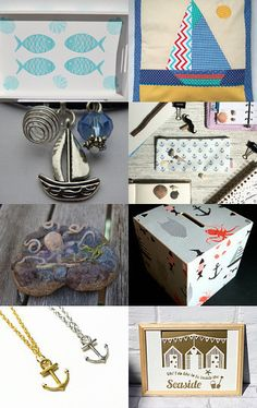 Nautical makes by Bobtail's Boutique on Etsy--Pinned with TreasuryPin.com