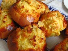 Portuguese Recipes, Portuguese Food, Croissant, Sweet Bread, International Recipes, Coco, Baked Potato, Cauliflower, Dessert Recipes