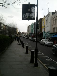 #Portobello road #London