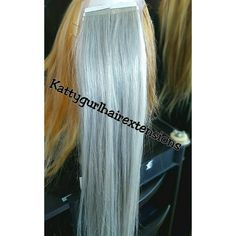 So exciting look what arrived in today! Hair Extensions, Hair Styles, Instagram Posts, Silver, Beauty, Weave Hair Extensions, Hair Plait Styles, Extensions Hair, Hair Makeup
