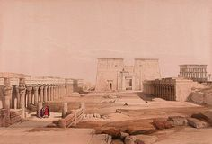 philae temple - Google Search