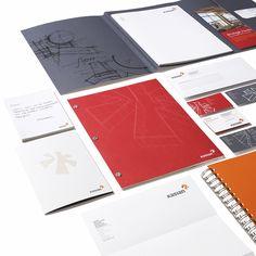 Kasian Architecture by Subplot Design Inc. , via Behance
