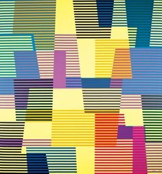 Untitled - Yaacov Agam is an Israeli sculptor and experimental artist best known for his contributions to optical and kinetic art/