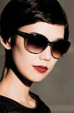 Marc Jacobs Retro Inspired Cat's Eye Sunglasses