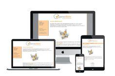Mockup PersoAktiv Web Design