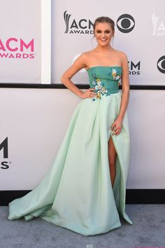 Kelsea Ballerini - 52nd Annual Academy Of Country Music Awards in Las Vegas 02 April 2017