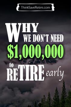 This guy and his wife are retiring SUPER EARLY in their 30s at the beginning of 2017. He's not even planning to have a million dollars saved! How much would I need to retire early? How do I even figure it out. I need to pin this for later.
