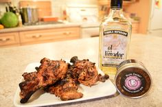 How to Grill Napa Jack's Chipotle & Honey Mole Chicken: Cooking with Kim...