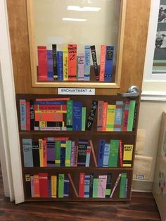 Classroom Door Decorations That Promote Reading Classroom Door Displays, Classroom Door Signs, Classroom Themes, Classroom Board, Ela Classroom, English Teacher Classroom, English Classroom Decor, Teacher Door Decorations, Class Decoration