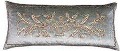 Antique Ottoman Empire Raised Gold Metallic Embroidery.