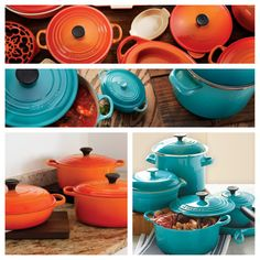 I am so obsessed with Lé Creuset!