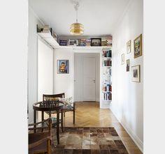 Luminoso e colorato appartamento a StoccolmaLuminoso e colorato appartamento a Stoccolma | ScandItalian