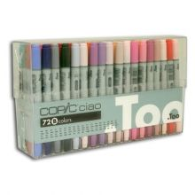 COPIC Ciao Marker Set of 72 Colours Set B