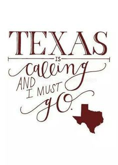 my first taste of Texas still lingers on,