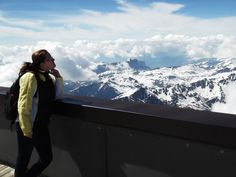 Thinking on something on top of the Europe :). Think On, Mount Everest, Europe, France, Mountains, Nature, Top, Travel, Mont Blanc