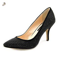 INC International Concepts Zitah Women US 8.5 Black Heels - Inc  international concepts pumps for women