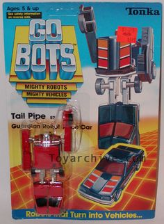 gobots tailpipe | Tail-Pipe