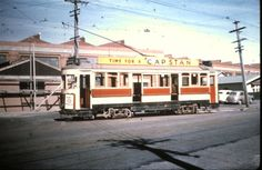 Timespanner: Wellington trams, cable cars, trolleys and harbour Cuba Street, Queen Elizabeth Park, Hunter Street, Wellington City, Light Rail, Auckland, What Is Like, Old Photos, New Zealand