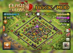 Clash of Clans Unlimited Mod/Hack v7.65 Apk - Free Download   Hamza Diwan