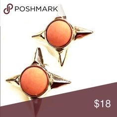 Roedarryl Stardom Earrings Made of Silvertone material fresh picked by yours truely Boutique Jewelry Earrings