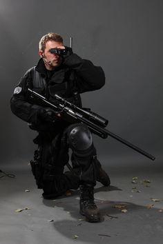 Sniper STOCK III by PhelanDavion.deviantart.com on @deviantART