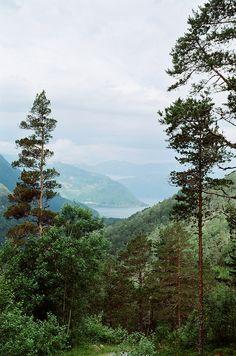 Above Kinsarvik   Flickr - Photo Sharing!
