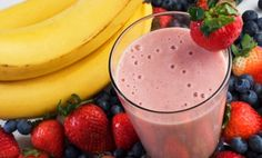 """Start every day with the following """"Heart Shake"""" recipe:     2 scoops (20 grams) of protein powder (whey or pea rice protein)     A cup of frozen fruit (blueberries, raspberries, organic strawberries)     1 cup of Almond milk or coconut milk     1 tablespoon of chia seed, flax seed or cilium fiber  Put all ingredients in a blender, and blend until the mixture reaches the desired consistency."""