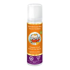 Organic Cool School Air Spray, to enhance alertness and concentration. Made from natural essential oils and organic alcohol, with lemon and lavender to improve your ability to concentrate. Too Cool For School, Natural Essential Oils, Sprays, Aromatherapy, Improve Yourself, Lavender, Lemon, Fragrance, Alcohol