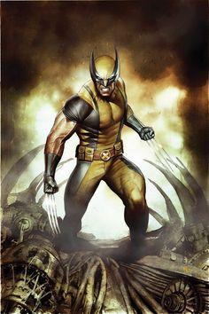 Savage Wolverine #3 by Adi Granov