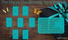 The Happy Day Birthday Tarot Spread