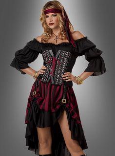 Piratenkostüme Damen bei » Kostümpalast.de