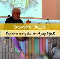 Francesco Tonucci: 20 frases sobre el juego infantil para reflexionar