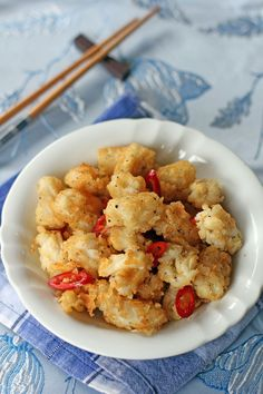 Salt and Pepper Squid - Ang Sarap