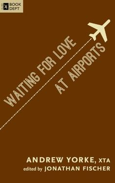 Waiting for Love at Airports - this book is free on Amazon as of October 6, 2012. Click to get it. See more handpicked free Kindle ebooks - judged by their covers fresh every day at www.shelfbuzz.com