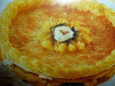 catalogna ricette - torta salata - ottima torta salata preparata con patate e catalogna per una contorno speciale da provare