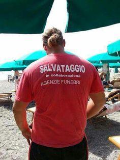 #baywatch italiano #funny #onoranzefunebri #estate #safeguard