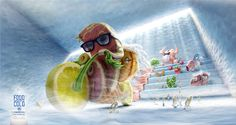 food print ads - Google Search