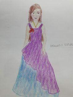 Krishna Drawing, Disney Characters, Fictional Characters, Aurora Sleeping Beauty, Disney Princess, Drawings, Sketches, Fantasy Characters, Drawing