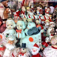 Massive vintage Christmas decorations!!