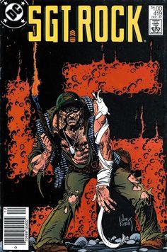 sargent rock comic books   sgt rock comic Sgt. Rock Coming To The Big Screen