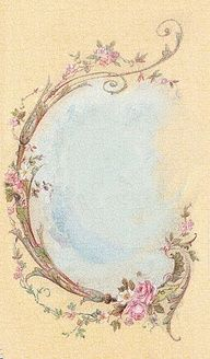 Vintage Ornamental Framed Labels by Cathe Holden | Worldlabel Blog