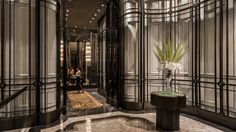 Restaurant - Shangai - Four Seasons Hotel, Pudong Shangai (1)
