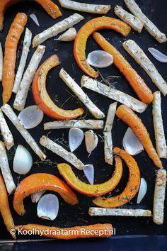 Tips voor de lekkerste geroosterde groenten | Koolhydraatarm Recept .nl Food, Essen, Yemek, Meals