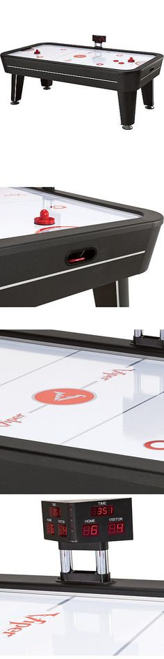 Air Hockey 36275: Viper Arctic Ice Air Hockey Table   7Ft.L  U003e