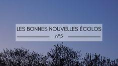 Bonnes nouvelles écolos n°5 – Écolo imparfaite La Pollution Atmosphérique, Cinema, Articles, Recycling Bins, Baby Born, Movie Theater, Movies, Film