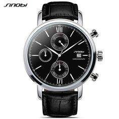 Tag someone that would wear this! Sinobi Classic Qu... You can find it here! =) http://www.themanandmore.com/products/sinobi-classic-quartz-leather-chronograph-wrist-watch?utm_campaign=social_autopilot&utm_source=pin&utm_medium=pin