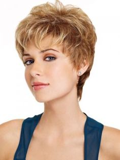 Short Hairstyles for girls withThin Hair-2