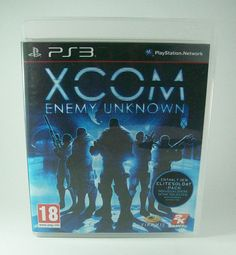 #XCOM #Enemy #Unknown #Sony #Playstation #3 #PS3 #Spiel