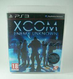 #XCOM #Enemy #Unknown #Sony #Playstation #3 #PS3 #Spiel